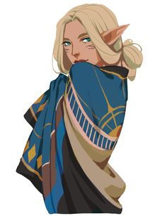 If Lori was an elf Elf Characters, Dungeons And Dragons Characters, Fantasy Characters, Character Creation, Character Concept, Character Art, Character Ideas, Weiblicher Elf, Elf Art