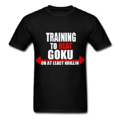 Train insaiyan to beat Goku krillin Shirt beast workout mode dragon DBZ new2 null http://www.amazon.com/dp/B00PE75ETG/ref=cm_sw_r_pi_dp_mYaDub09NGB2S