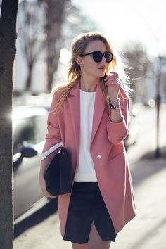 THE LADY IN PINK - Raspberry & Rouge
