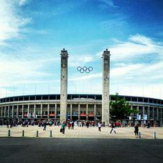 Olympiastadion in Berlin, Berlin