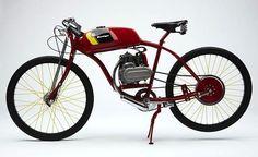 customizable hybrid bikes by Los Angeles based, Derringer