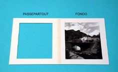 Passepartout + fondo acidfree, da archiviazione o esposizione stampe   #archiviazione #fotografia #passepartout #arte #esposizione mailto:info@fotom... www.fotomatica.it