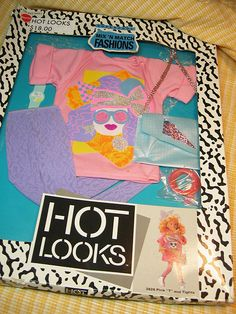 This outfit for the Hot Looks dolls