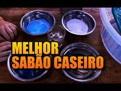 TUTORIAL: SABÃO DE LAVAR ROUPAS CASEIRO - MAIS FÁCIL DE FAZER.