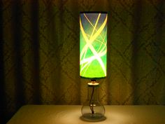 Visit us on Etsy, at Strange Universe Art Lamps.All pieces are original, one of a kind. Universe Art, Home Lighting, Custom Homes, Lamps, The Originals, Etsy, Home Decor, Lightbulbs, Decoration Home