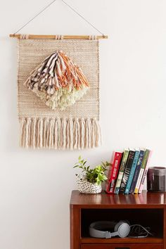 Charlie Woven Wall Hanging - Urban Outfitters