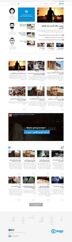 JA Magz - New Responsive Joomla template for News & Magazine More info: http://www.joomlart.com/joomla/templates/ja-magz Demo: http://www.joomlart.com/demo/#ja_magz