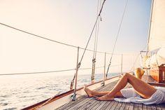 """Hair Down, Sail's Up"" by Christin Rose #Fashion #Editorial"