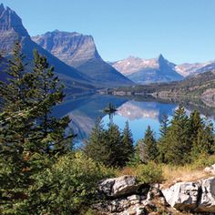 Glacier National Park's top wow spots   St. Mary Lake