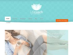 15 Best Consulting / Coaching Website Templates and Themes | Coach ...