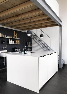 one day I'll have a house with a mezzanine floor