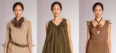 What I Want Now: Donna Karen Casual Luxe Spring 2012 Collection