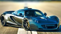 Hennessey Venom GT – The World's Fastest Production Car