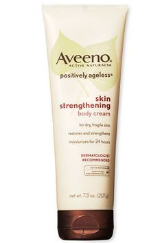Aveeno Positively Ageless Skin Strengthening Body Cream – This cream gave our – My sweet face – skincare Anti Aging Tips, Best Anti Aging, Anti Aging Cream, Anti Aging Skin Care, Pole Dancing, Smoothie, Neutrogena, Skin Cream, Make Up