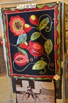 2015 Annual Spring Hook-In - Woolwrights Rug Hooking Guild