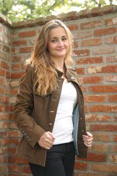 Starringer Lederjacke #Lederjacke #Leder #Herbst #Winter #ModefürSie #LedervonSinnen