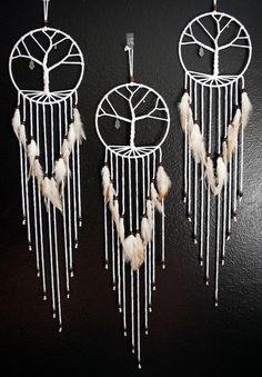 Faire un pendentif arbre de vie mod les et tutoriels - Qu est ce qu un attrape reve ...