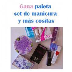 Gana paleta set de manicura y más cositas ^_^ http://www.pintalabios.info/es/sorteos-de-moda/view/es/4687 #ESP #Sorteo #Maquillaje
