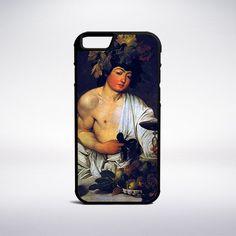Caravaggio - Bacchus Phone Case – Muse Phone Cases