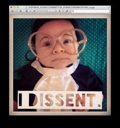 Ruth Baby Ginsburg Officially Wins Halloween