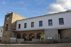 Sevilla Castillo de Almadén de la Plata