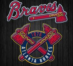 Steelers Girl Iphone Wallpaper Atlanta Braves Cap Logo 1972 Lower Case A In Red With