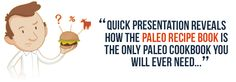 Over 370 Recipes Bonus Meal Plans – Instant Access Recipe Cover, Paleo Cookbook, Paleo Recipes Easy, Instant Access, Paleo Diet, Meal Planning, Presentation, How To Plan, Meal Prep
