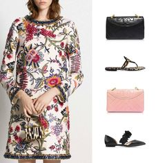 Tory Burch embodies all things feminine. Shop the collection now @FORZIERI.COM from @FORZIERI.COM's closet