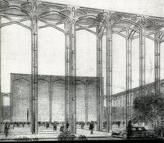 Philip Johnson. Architecture D'Aujourd'Hui 91 September 1960: 70 | RNDRD