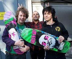 Green Day Concert at Berkeley's Greek Theatre by Children's Hospital Oakland, via Flickr