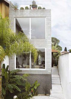 House in São Paulo by architects Antonio Ferreira Junior and Mario Celso Bernardes
