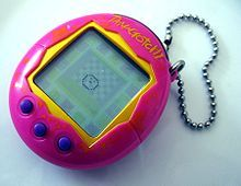 tamagotchi. Used to take this son of a bitch everywhere!