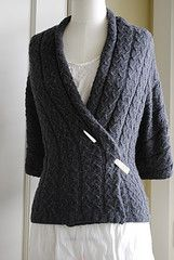 Slip Stitch Cable Wrap - FREE, yes FREE download.