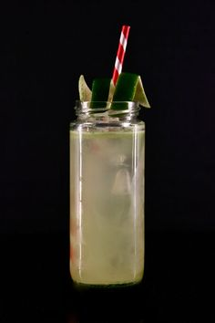 The Barbershop Fizz from 69 Colebrooke Row