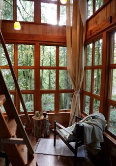 Great place for a wedding: Treehouse Point Finding the Extraordinary in the Ordinary lisettewoltermckinley.com