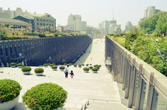 Area around Ewha Woman's University, Korea's first educational institute for women (by plenty of flour)