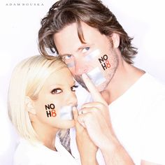 Familiar Faces Part 3 | NOH8 Campaign