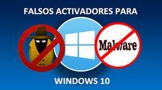 CUIDADO CON LOS FALSOS ACTIVADORES DE WINDOWS 10 !!! https://tecnicorichard.wordpress.com/2015/02/02/cuidado-con-los-falsos-activadores-de-windows-10/