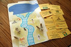 Journey of the Nile game and other Ancient Egyptian projects, books, games for kids