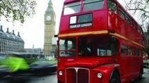 Vintage Double Decker London Tour with Thames Cruise, London, Hop-on Hop-off Tours