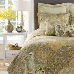 B. Smith® Naomi Pillow Shams - BedBathandBeyond.com