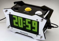 Xronos Arcade Alarm Clock - GearHungry | GearHungry