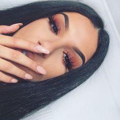//pinterest @esib123 / /#makeup #beauty