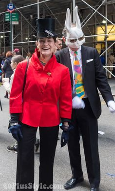 Style steet easter in nyc new photo