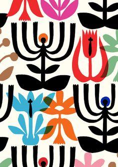 #minakani #flowers #symmetry #pattern
