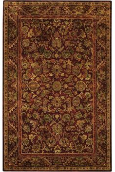 Majesty Area Rug - Wool Area Rugs - Area Rug - Floor Coverings | HomeDecorators.com  #HomeDecorators