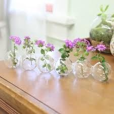 Caterpillar Bud Vase - instant flower display!