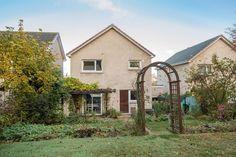 Rear Garden Property For Sale, Cabin, House Styles, Garden, Plants, Home Decor, Garten, Decoration Home, Room Decor