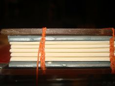 no big dill: Sewing Paper: The Coptic Bound Book