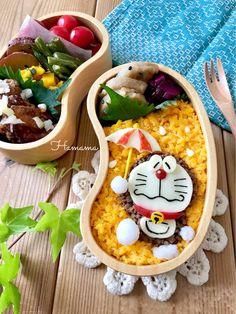 画像1つ目 《キャラ弁》ドラえもんの梅雨のお弁当♡作り方♡モニター♡次女9歳のお誕生日の記事より